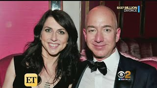 World's Richest Man Jeff Bezos, Wife Divorcing After 25 Years
