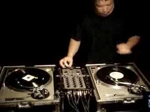 Kid Koala - Drunk Trumpet (Live in San Antonio)