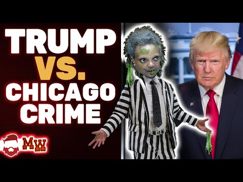 Chicago Mayor EMBARRASSED When Trumps Plan Lowers Crime