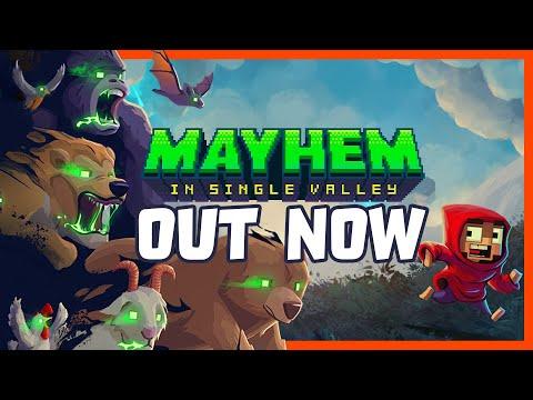 Mayhem in Single Valley - Launch Trailer