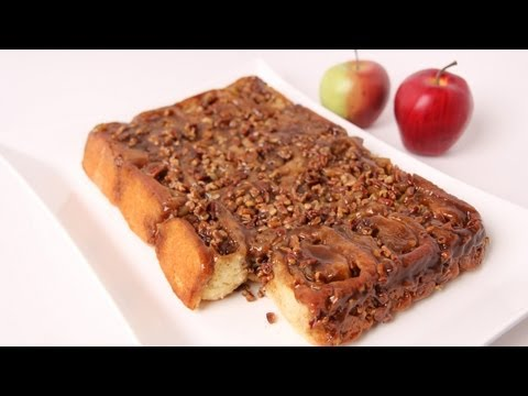 Homemade Sticky Buns Recipe - Laura Vitale - Laura in the Kitchen Episode 482