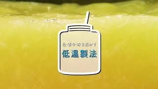 カゴメ GREENS 「100%プレミアムスムージー」のこだわり 相楽のり子 動画 7