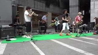 Funca【Boot Funk】2013/8/18@カレッタ汐留汐祭