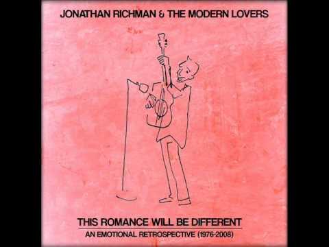 Jonathan Richman  This Romance Will Be Different. 19762008 2009  FULL ALBUM