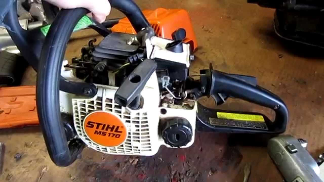 My Chainsaw Won't Start | Definitive Chainsaw Starting Guide