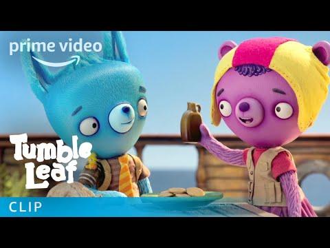 Tumble Leaf  Episode 1 Full Episode  Amazon Kids