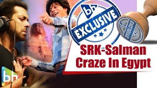 Video India By The Nile 2016: Shah Rukh-Salman Craze In Egypt download MP3, 3GP, MP4, WEBM, AVI, FLV Agustus 2018