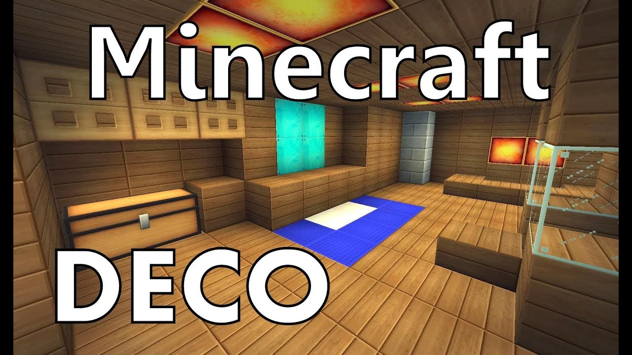 minecraft comment cr er une belle salle de bain youtube. Black Bedroom Furniture Sets. Home Design Ideas