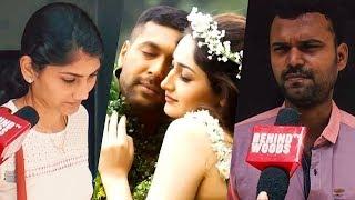 Vanamagan Audience Reaction | Jayam Ravi | Sayesha