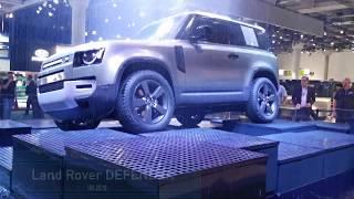 Land Rover Defender 2020  Walkaround