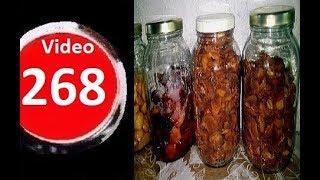 Como Deshidratar y Conservar  Frutas para largo tiempo