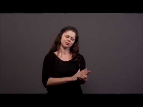 Love Came Down in ASL & CC by Rock Church Deaf Ministry