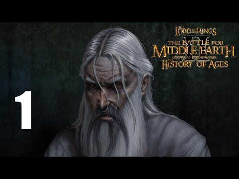 Властелин Колец: Битва за Средиземье 2 (RotWK) - The History of Ages 1.3.7.1 - 1 серия