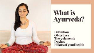 ayurveda a simple introduction to the basic principles of ayurveda