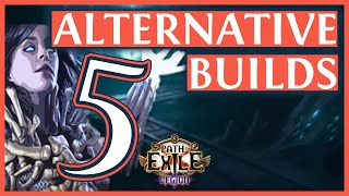 5 Path Of Exile Builds - Betrayal League 3.5 (2019) | LNB Featured #17