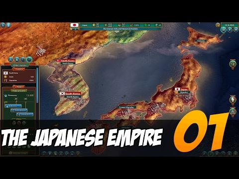 Realpolitiks Gameplay - JAPAN & TOTALITARIAN WAR - Let's Play Realpolitiks Gameplay