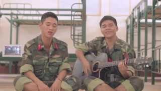 Về Ăn Cơm - Cover - Phiên Bản Lính