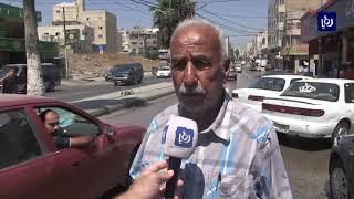 مياه عادمة وقوارض في محيط مستشفى الأميرة بسمة - (22-7-2019)