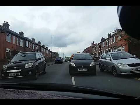 oldham road rage asian woman