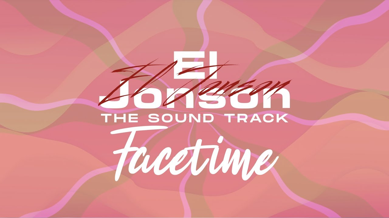 J ALVAREZ - FACETIME (AUDIO COVER) EL JONSON