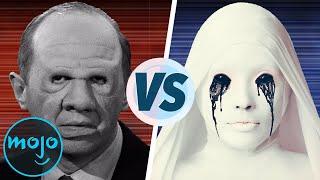 The Twilight Zone vs American Horror Story