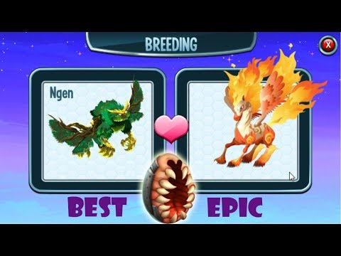 Monster legends - VALENTINE Event Breed Griffex Scorchpeg get Growler level 120