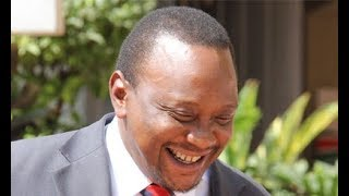 President Uhuru Kenyatta becomes a grandfather after his son and daughter-in-law have a child