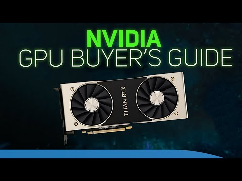 NVIDIA GPU Buying Guide December 2019 - All Current Graphics Cards RATED! GTX / RTX / TITAN