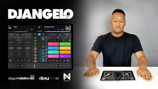 DJ ANGELO x NEURAL MIX (Algoriddim djay Pro AI)