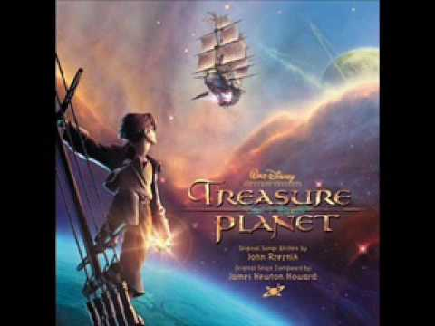 "Treasure Planet Soundtrack - ""To The Spaceport"""