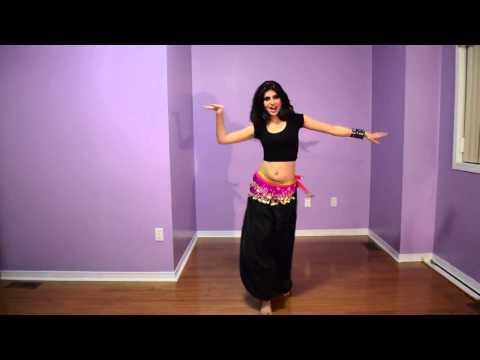 تعليم الرقص الهندي في دقيقة واحدة thumbnail
