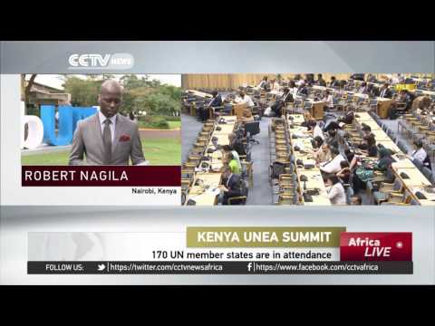 2,500 delegates to discuss crucial environmental issues in Nairobi