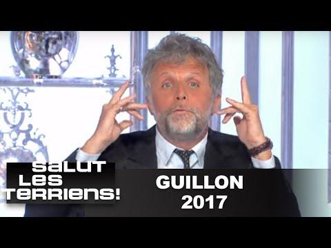 """""""Macron C'est Le Blond Dans Le Sketch De Gad Elmaleh"""" Guillon 2017 - Salut Les Terriens - 03/06/2017"""