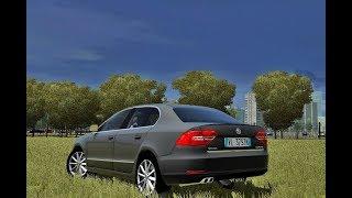 City Car Driving - Skoda Superb 2014 2.0 TSI DSG | Custom Sound | Cinematic | 1080p & G27