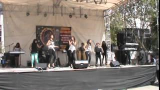 grupo escob show en el 5to aniversario de C.D.R