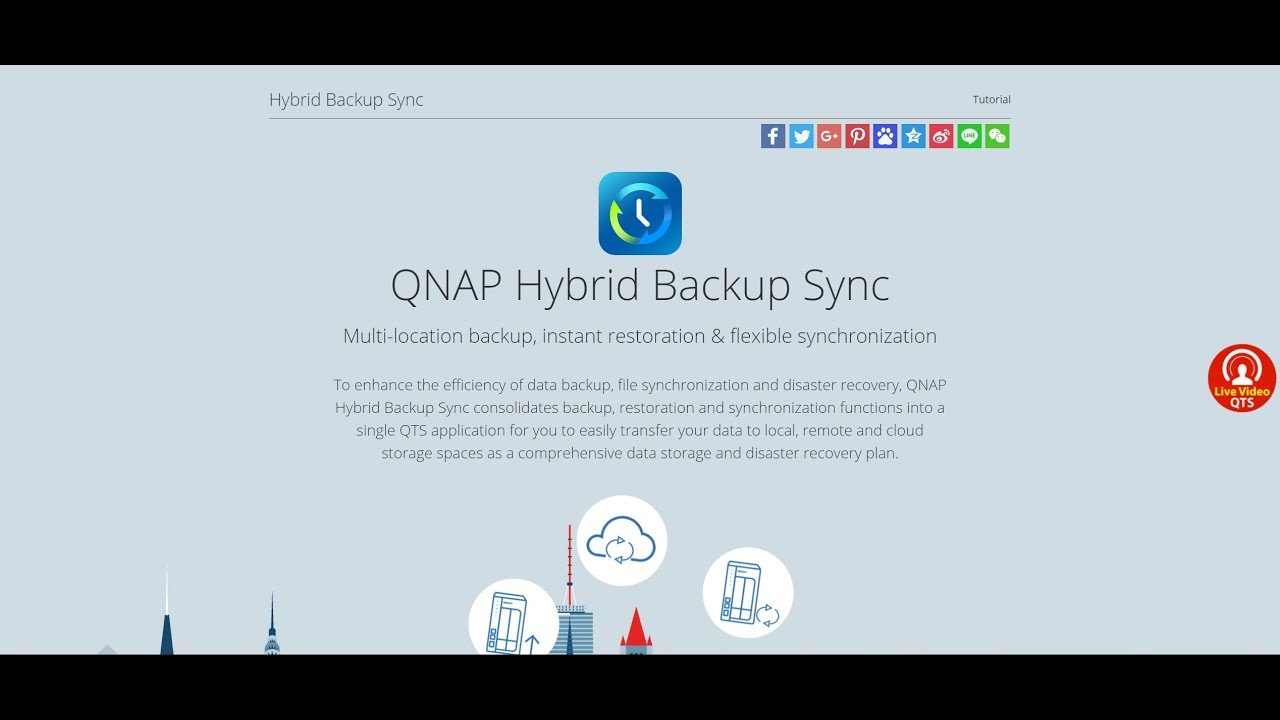 Use QNAP Hybrid Backup Sync Easy Copy Files from other NAS
