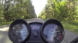 Yamaha ybr 125 top speed