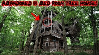 WORLDS LARGEST ABANDONED TREE MANSION! *80 BEDROOMS* HAUNTED | MOE SARGI