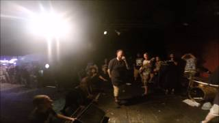 TASTE THE STEEL LIVE SUMMER OF HATE 2015