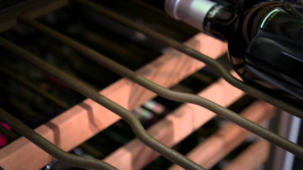 Gunter Liances Sub Zero New Generation Wine Storage Video