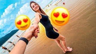 Viagem com a minha EX NAMORADA para praia... deu briga?