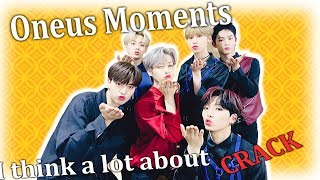 Oneus moments i think a lot about #2 || CRACK