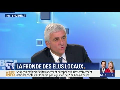 """Fronde des élus locaux: """"La France a besoin d"""