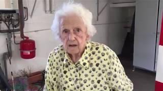 Ma (91) en haar WASREK