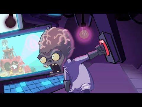 Plants Vs Zombies Heroes Trailer en Animación