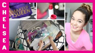 Going on Vacation: Hair, Makeup, and Outfit! + How I Pack!