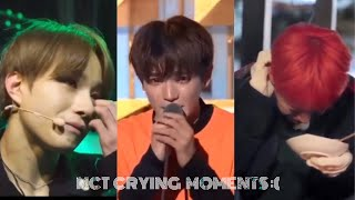 Video ♡ NCT Crying Compilation - Heart Warming/Happy/Sad Crying Moments of NCT ♡ [TIMESTAMPS IN DB] download MP3, 3GP, MP4, WEBM, AVI, FLV Oktober 2019
