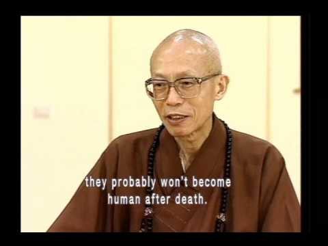 Where does one go after death(II)--the Buddhist view (GDD-777, Master Sheng-Yen)