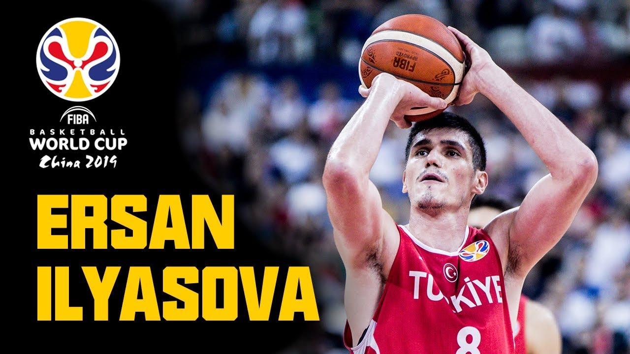 Ersan İlyasova'nın Dünya Kupası performansı