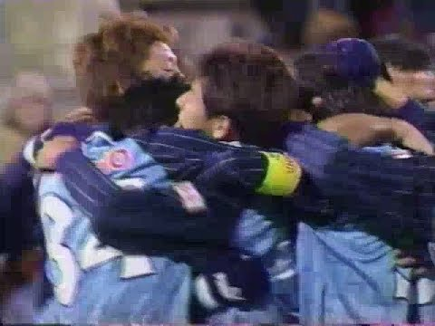 1999年J1チャンピオンシップ第2戦(清水...